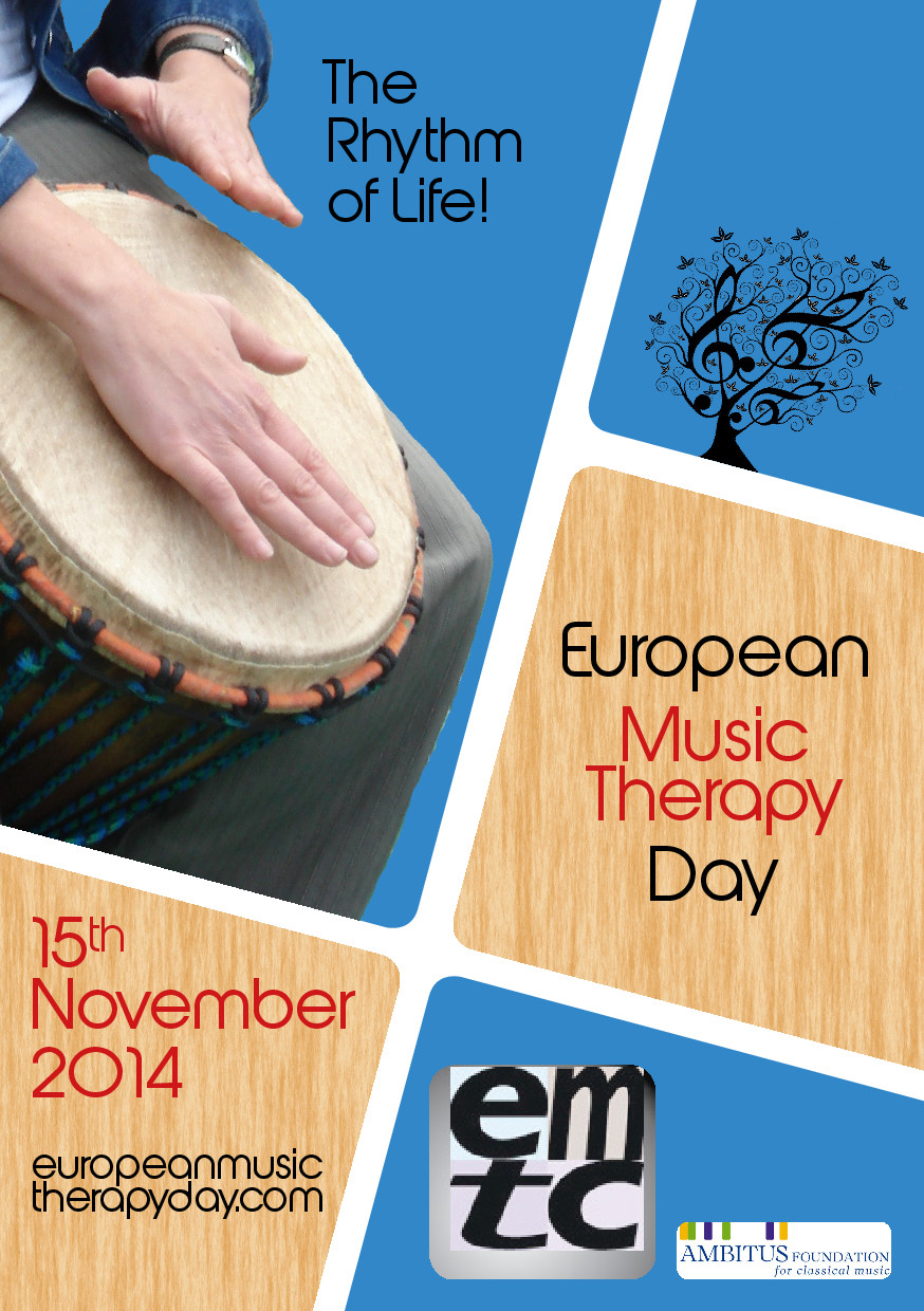 2014 Flyer A5 European Music Therapy Day ENG